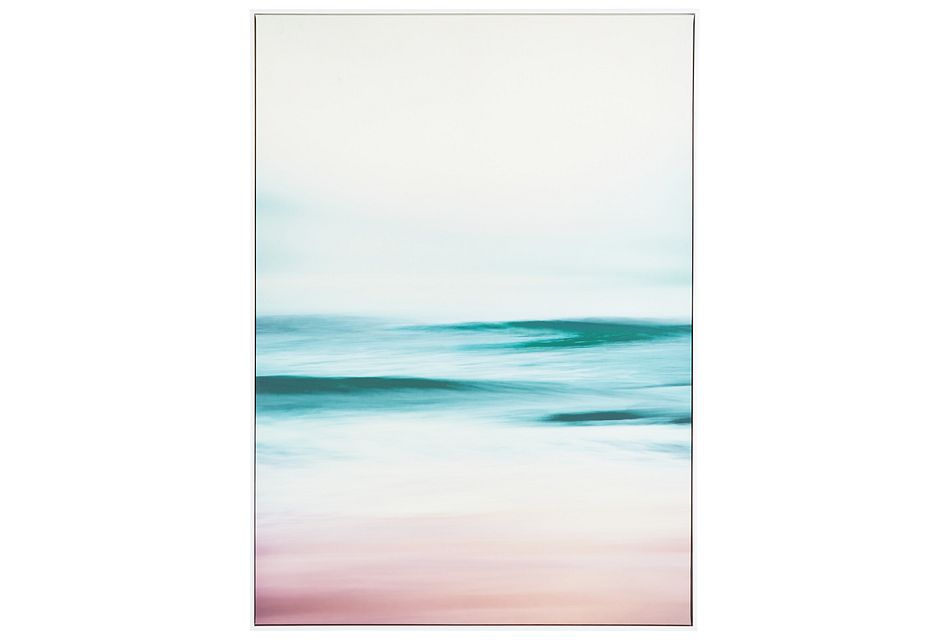 Pure2 Multicolored Framed Wall Art