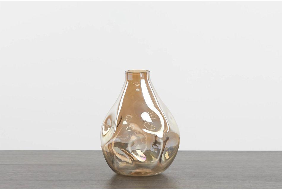 Trixie Beige Vase