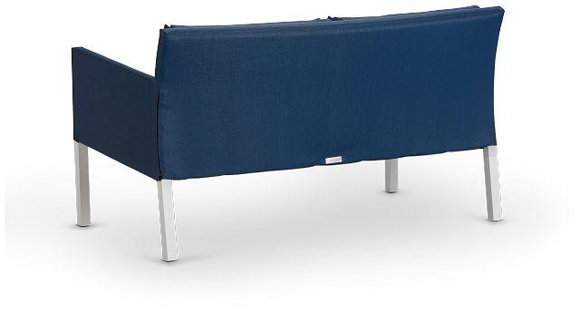 Lisbon Navy Sofa