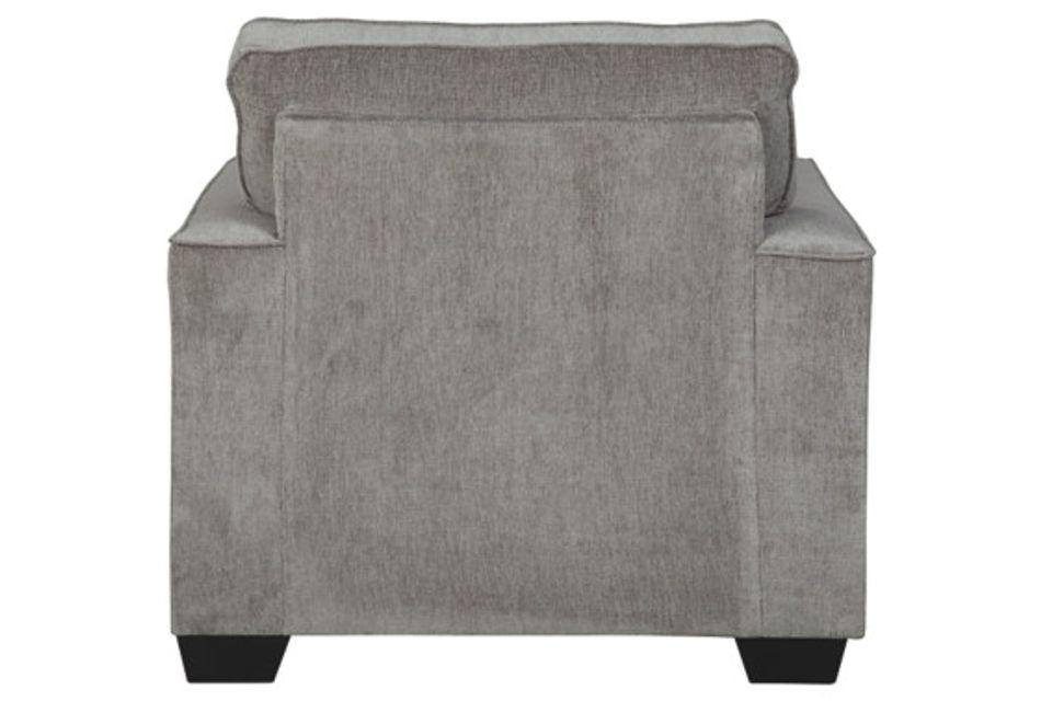 Altari Light Gray Micro Chair