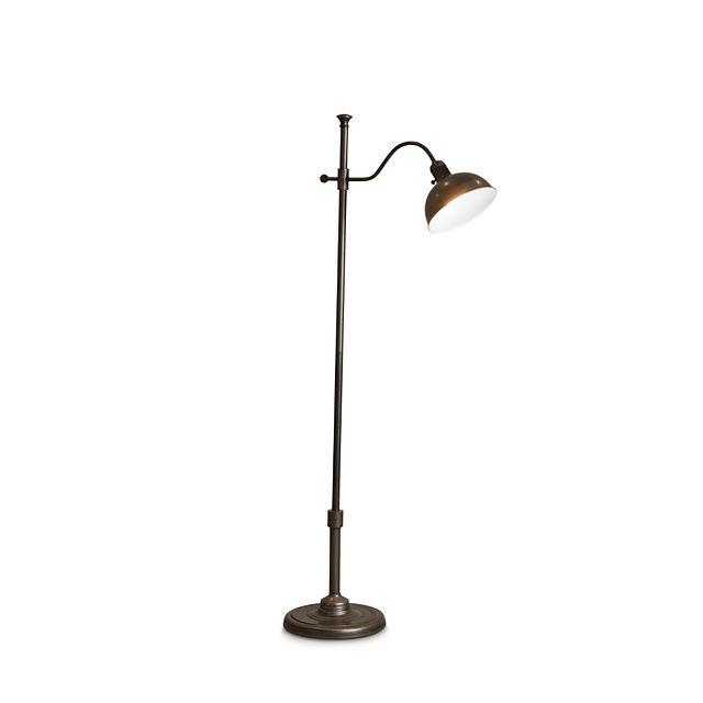 Castor Metal Floor Lamp (2)