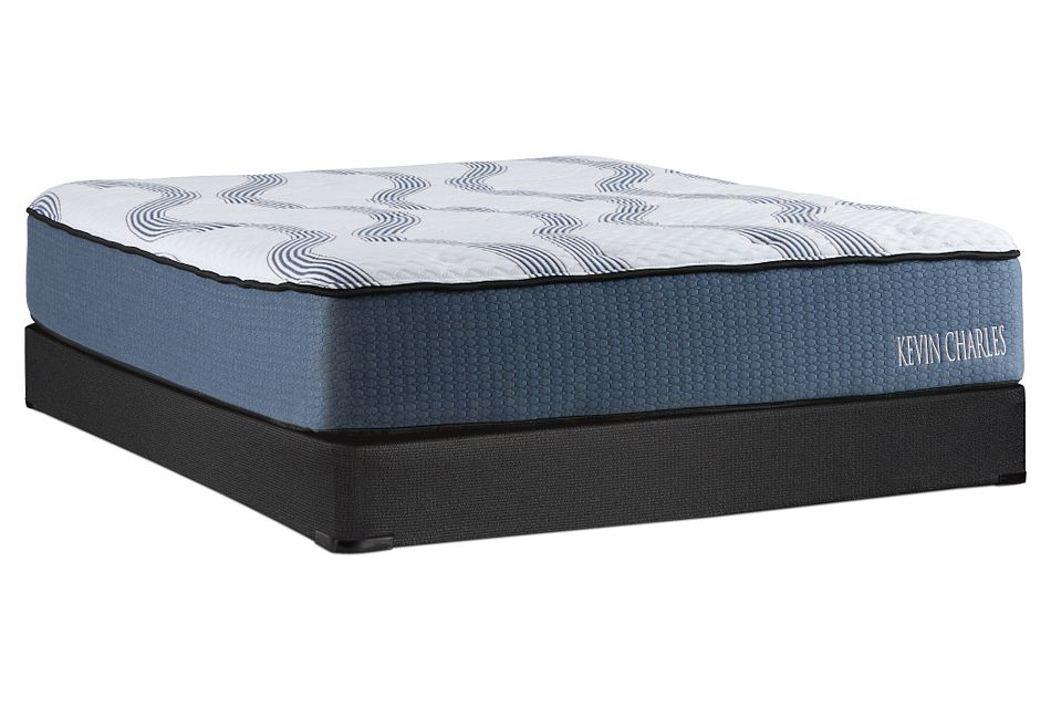 Kevin Charles Melbourne Cushion Firm Mattress Set