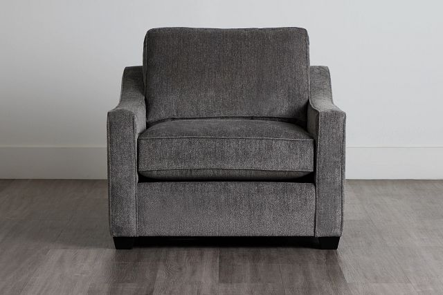 Bianca Gray Fabric Chair (0)