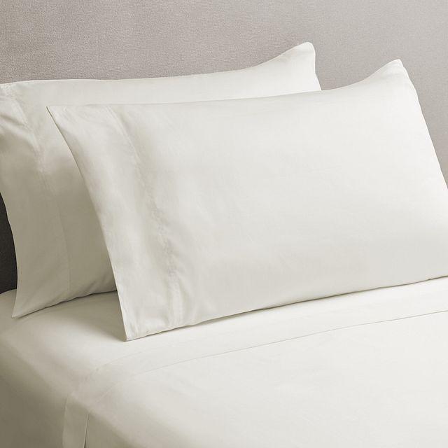 Egyptian Cotton White 400 Thread Sheet Set (0)