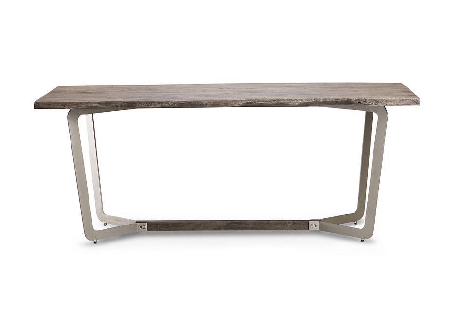 Berkeley Light Tone Wood Rectangular Table