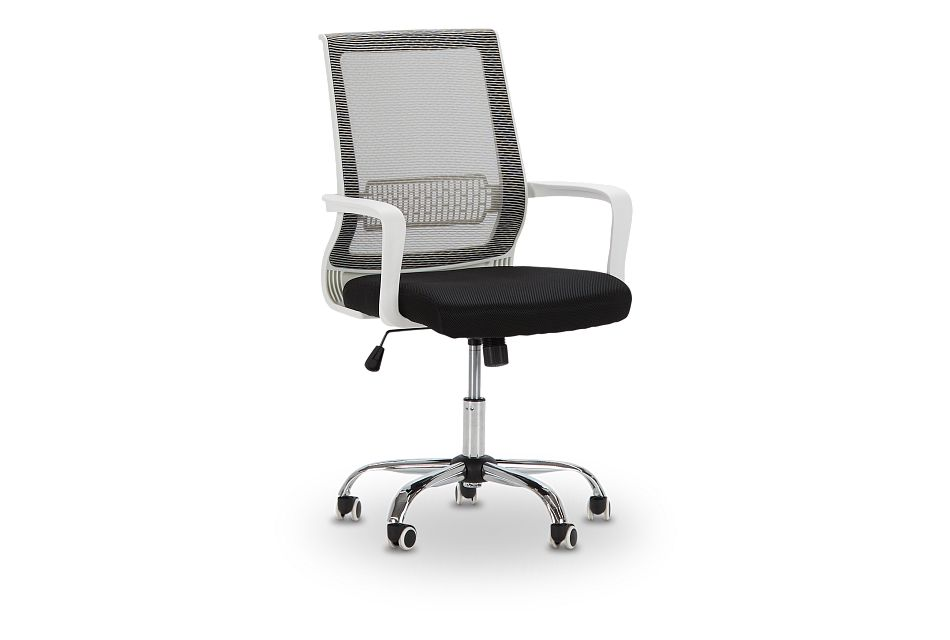Tulsa Two-Tone Desk Chair, %%bed_Size%% (1)