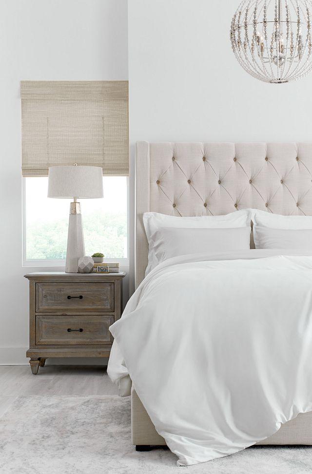 Egyptian Cotton White 400 Thread Duvet Set
