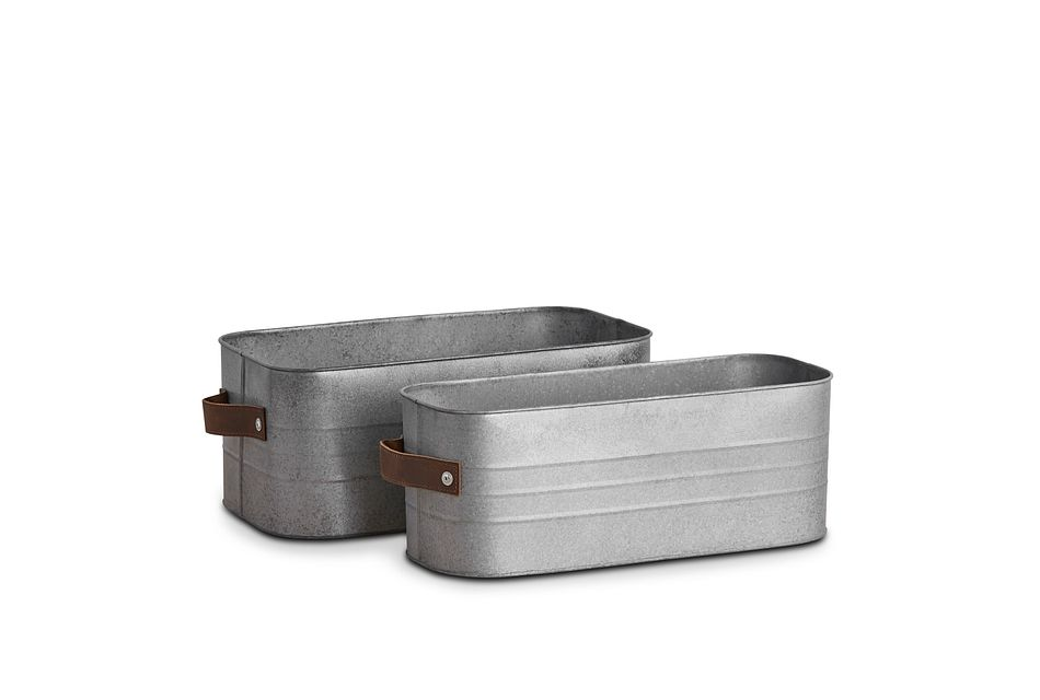 Lennox Metal Medium Box