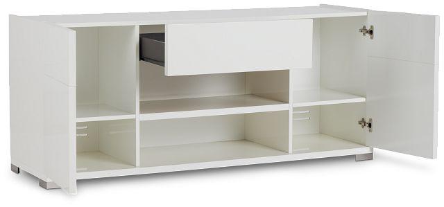 """Santino 65"""" White Tv Stand (1)"""