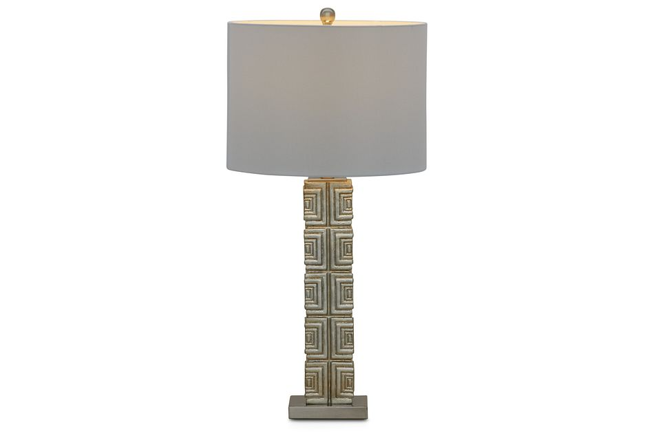 Clifton Beige Table Lamp