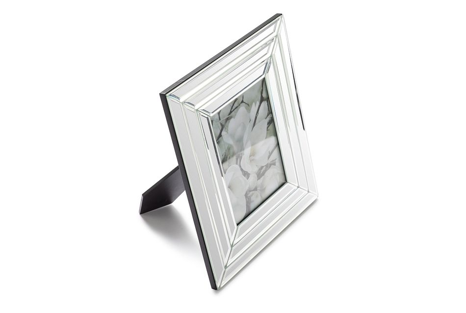Brielle Silver Large Picture Frame,  (2)