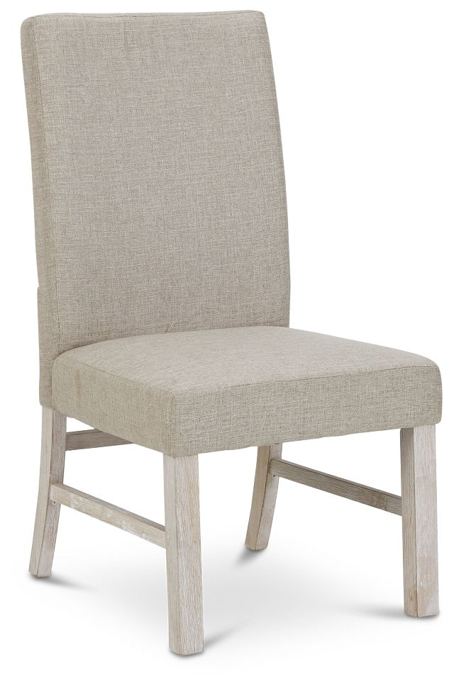 Jefferson Gray Upholstered Side Chair (1)