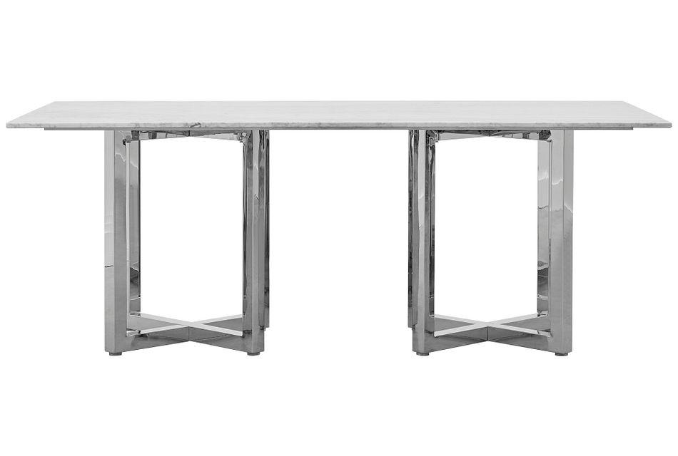 Amalfi Marble Rectangular Table