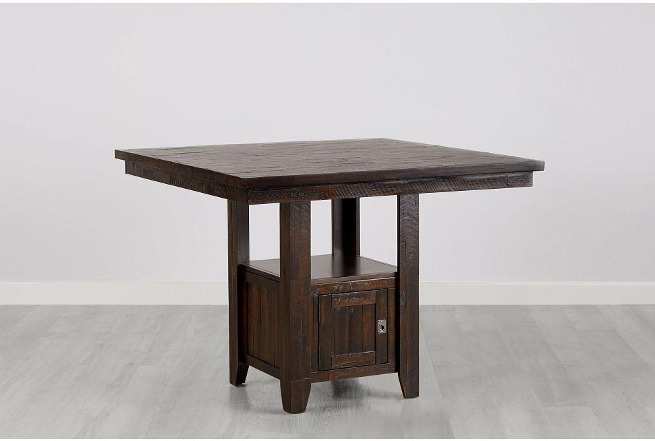 Kona Grove Dark Tone  High Dining Table,  (0)