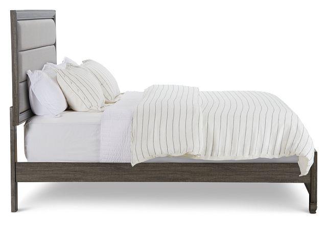 Colson Light Tone Panel Bed (3)