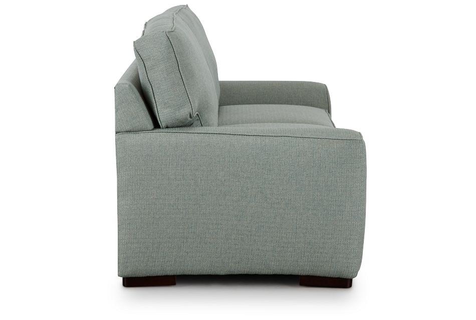 Austin Green Fabric Innerspring Sleeper, Full (3)