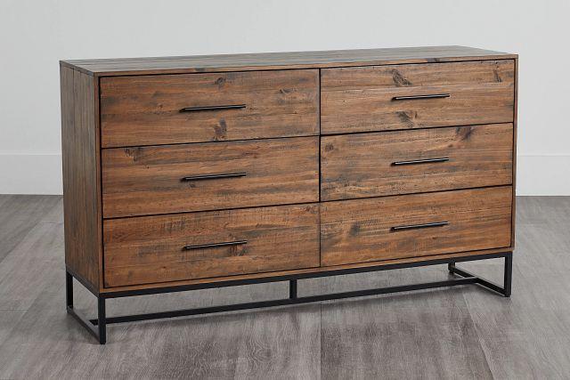 Chicago Dark Tone Dresser