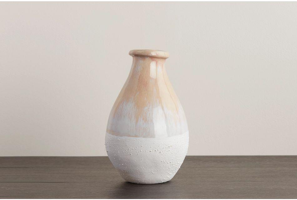 Deena Pink Small Vase,  (0)