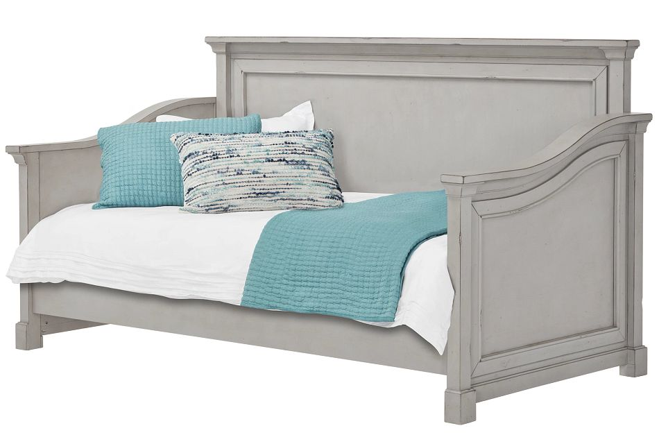Stoney Gray Daybed, Twin (0)