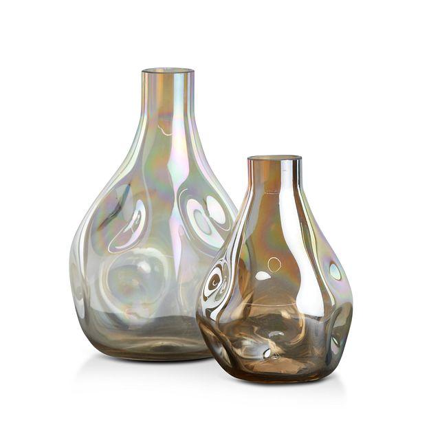 Charli Beige Vase (2)