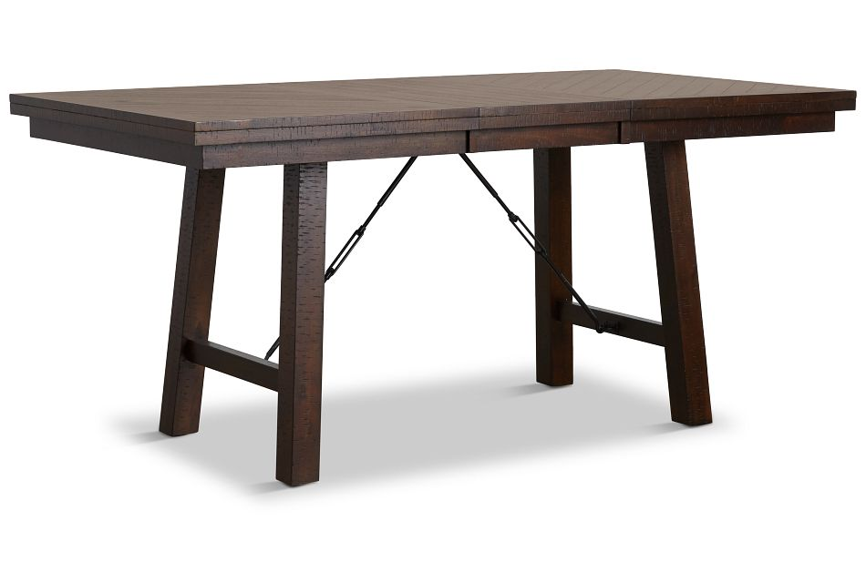Jax Dark Tone High Dining Table