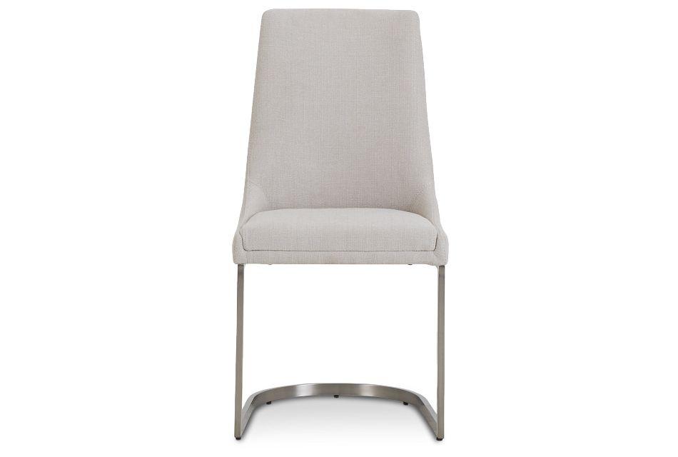 Madden Light Tone Upholstered Side Chair,  (3)
