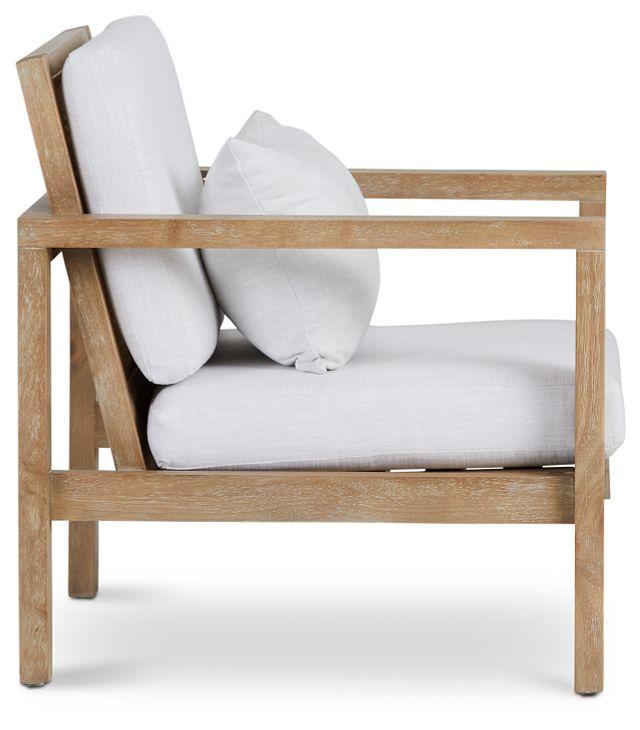 Nantucket Light Tone Woven Accent Chair (2)