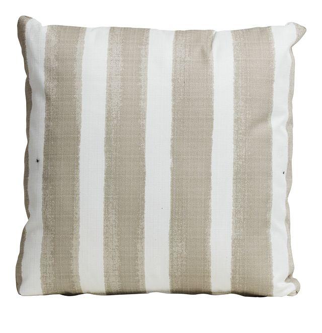 """Nico Light Beige 20"""" Indoor/outdoor Accent Pillow (0)"""