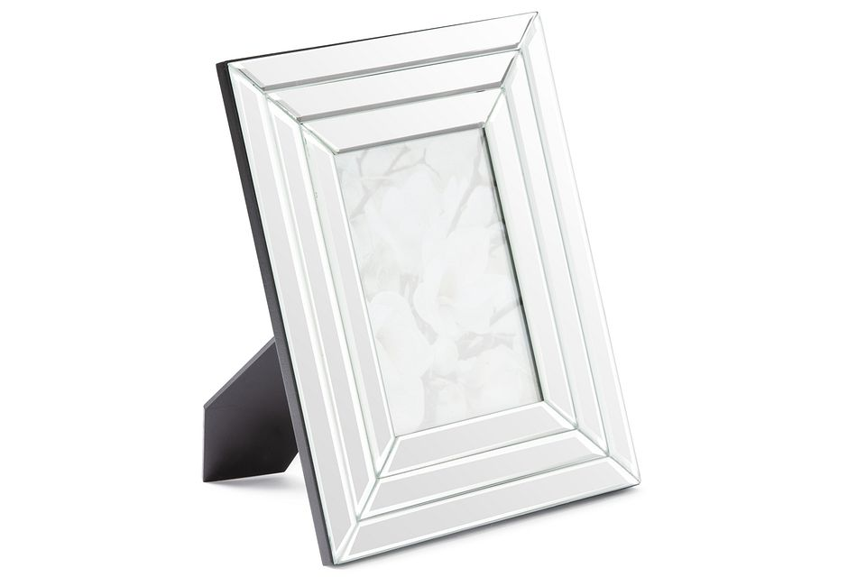 Brielle Silver Large Picture Frame