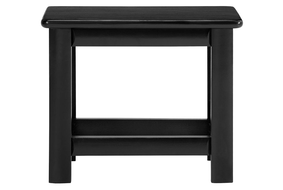 Laguna Black Bench