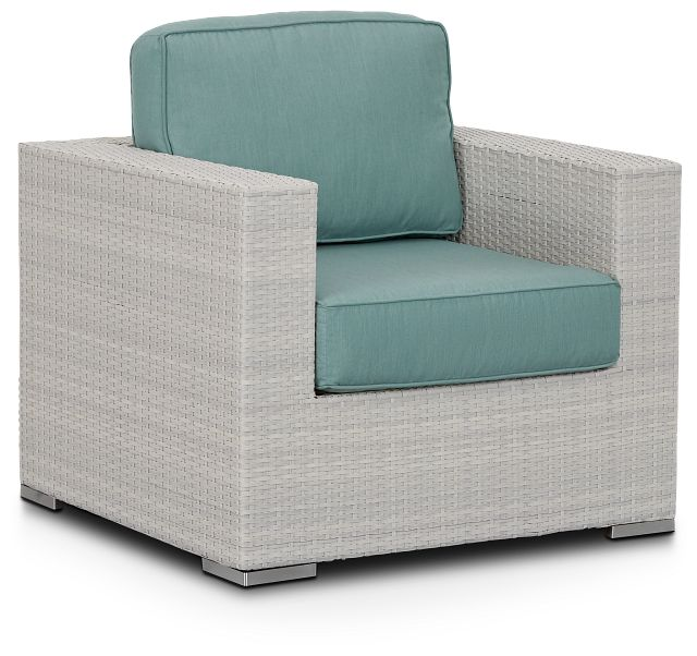 Biscayne Teal Chair (0)