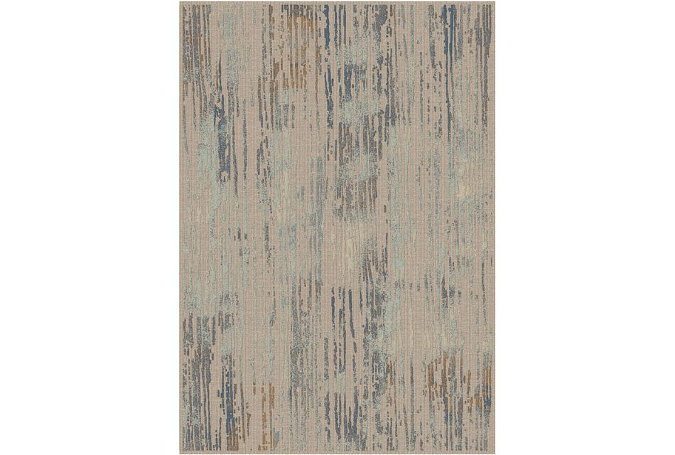 Europa Light Gray 8x11 Area Rug