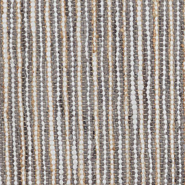 Sydney Gray Woven 5x8 Area Rug (1)