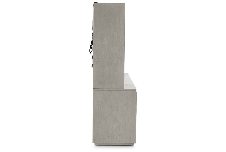Highline Gray Drawer Entertainment Wall