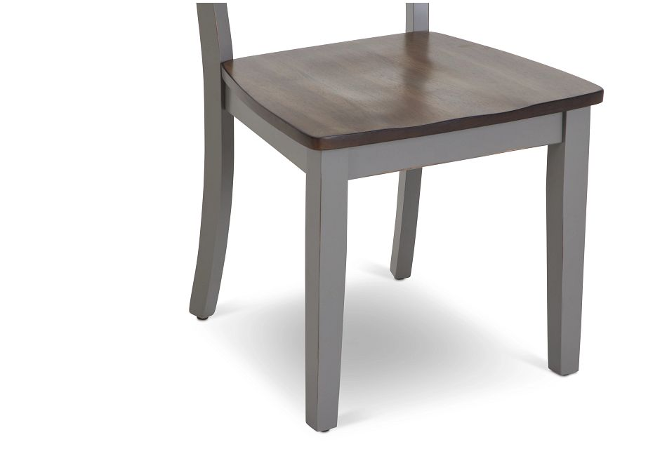 Sumter Gray Side Chair