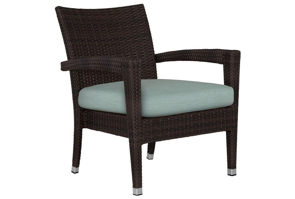 Zen Teal Chair