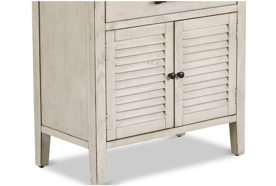 Chesapeake Two-tone Cabinet