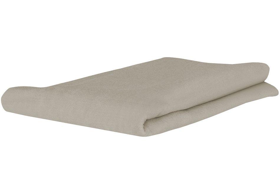 Bree Khaki Fabric Sleeper Slipcover