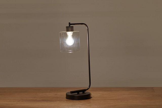 Maxwell Black Metal Table Lamp (0)