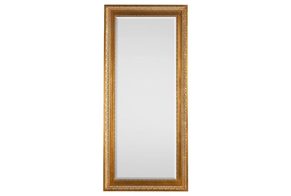 Lionel Mid Tone Floor Mirror