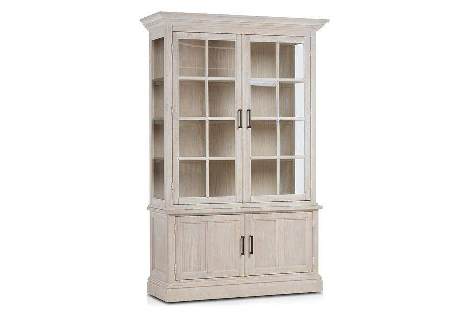 Graylyn Light Tone China Cabinet