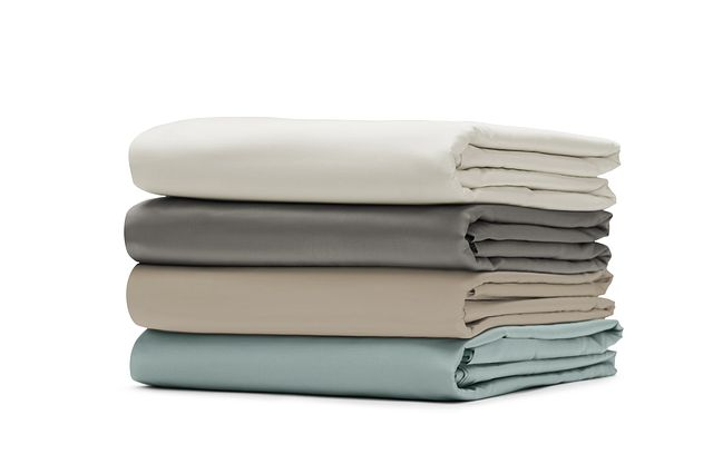Egyptian Cotton White 400 Thread Sheet Set