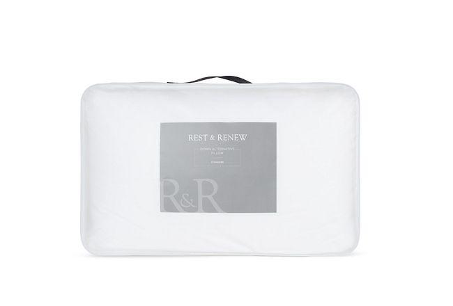 Rest & Renew Down Alternative Firm Side Sleeper Pillow