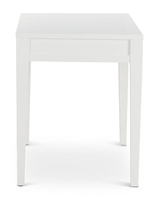Nantucket White Writing Desk (3)