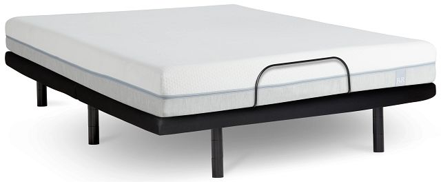 "Rest & Renew Memory Foam 8"" Gold Adjustable Mattress Set (0)"