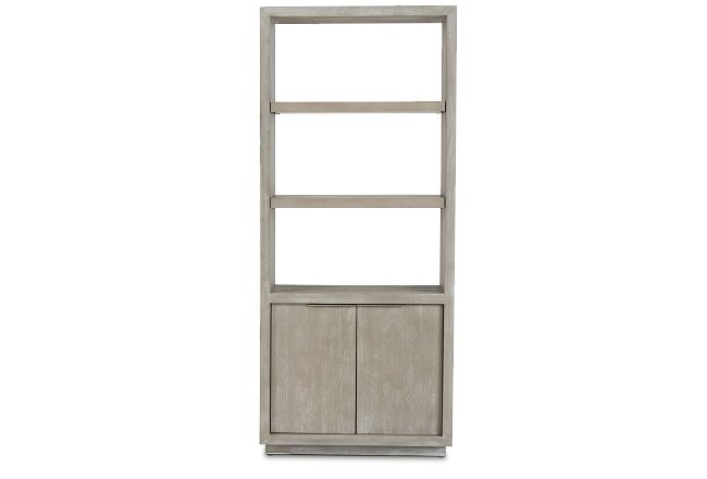 Madden Light Tone Bookcase