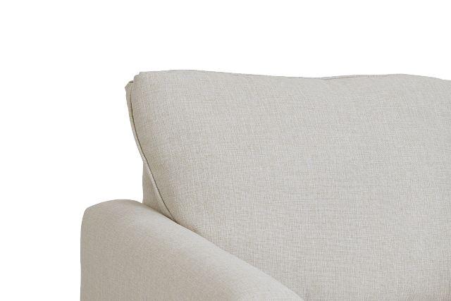 Ripley Light Beige Fabric Chair