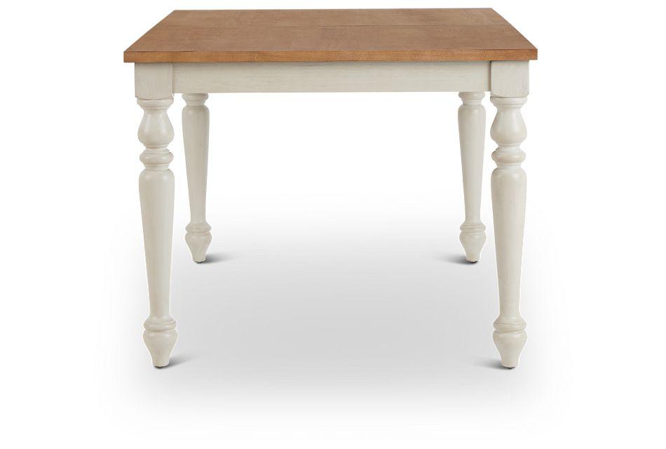 Lexington Two-Tone Rectangular Table,  (3)