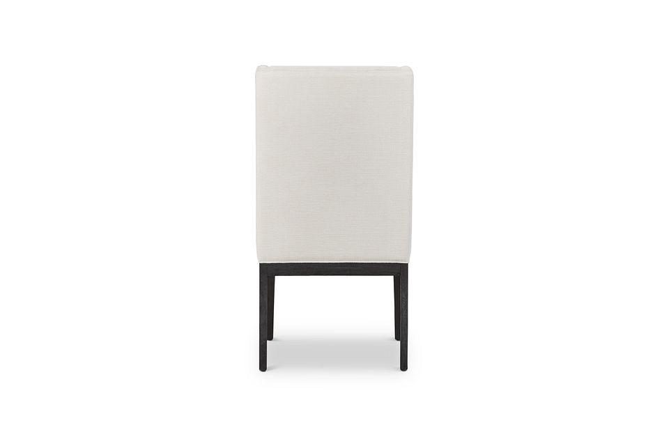 Buckner White Small Uph Side Chair