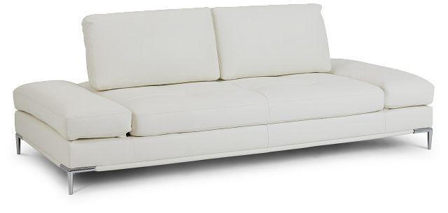 Camden White Micro Sofa (2)